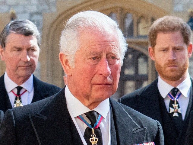 Prince Harry reportedly sent Charles a 'deeply personal' note before reunion