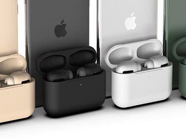 AirPods Pro to Feature New Colors, Including Black and Midnight Green, According to Chinese Report