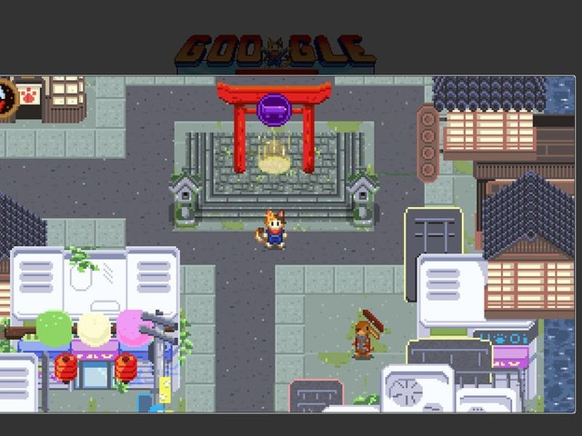 Google made an elaborate 16-bit video game that pays homage to Japan hosting the Olympics, and you can play it for free right now