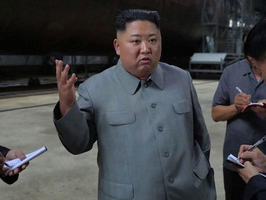 Kim Jong Un Oversaw 'Multiple Rocket Launcher' Test: Report