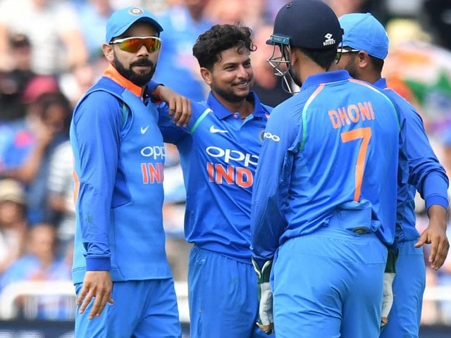 Kuldeep Credits Dhoni, Kohli For India's Good Showing In Recent Times