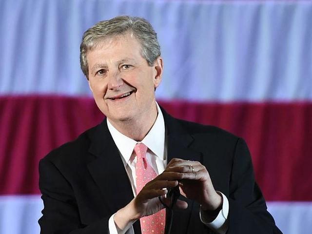 Sen. John Kennedy slams critical race theory: 'Dumb as a bag of hair'