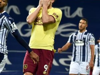 West Brom, Burnley serve up first goalless draw in EPL