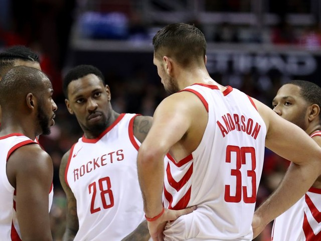 The Rockets' 5-game losing streak doesn't change anything