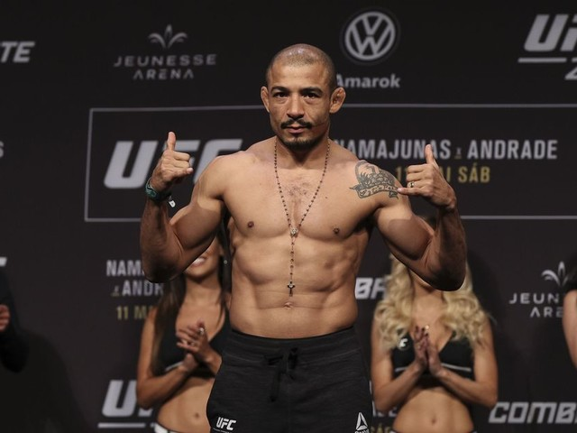 Aldo brushes off retirement: I have at least seven years of fighting left