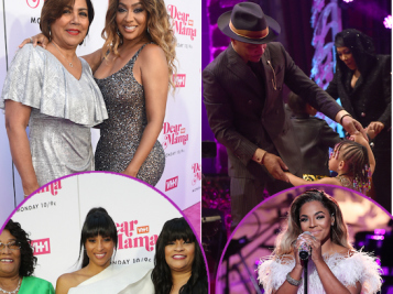 LOVE YOU, MA! Ciara, T.I., Ashanti, LaLa SALUTE Their Moms & Moms Everywhere, Share Best Advice From Mom At VH1's 'Dear Mama' Event