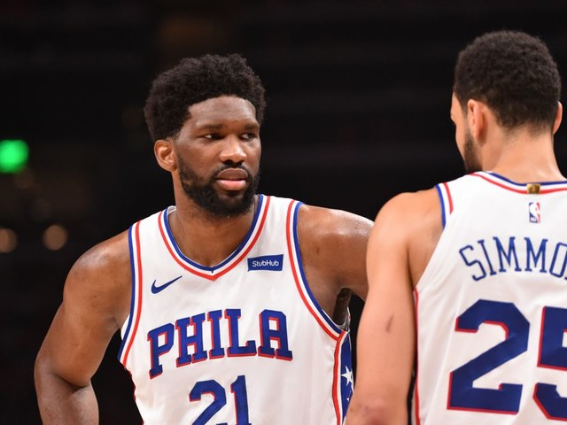 Joel Embiid gave a brutally honest response for Ben Simmons suggesting their partnership 'ran its course'