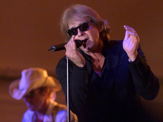 Eddie Money dies; 'Two Tickets to Paradise' singer was 70