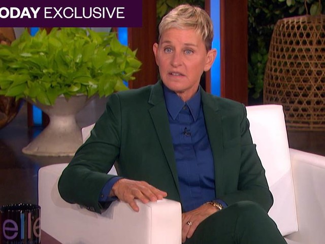 Ellen DeGeneres opens up about personal attacks: 'It was too orchestrated'