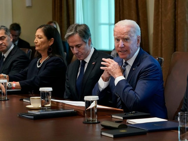 Blinken and Austin wanted Biden to keep US troops in Afghanistan longer, but he overruled them: book