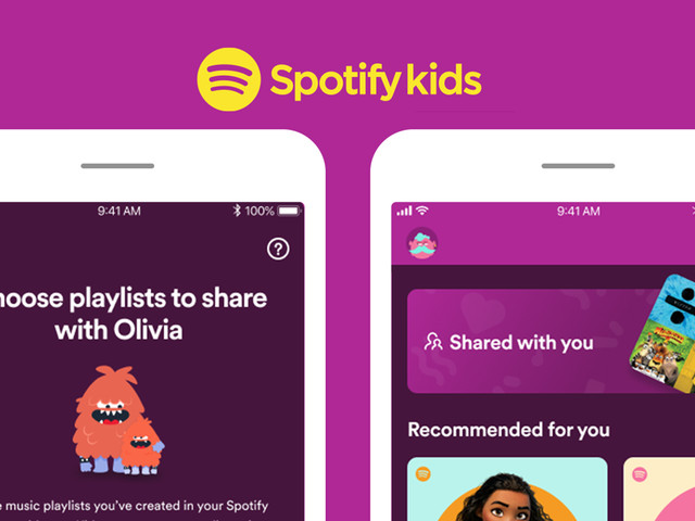 Help Your Kids Develop Good Taste in Music with the Latest Spotify Update