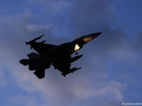 Erdogan's Syria Invasion Begins: Turkish Jets Filmed Bombing Kurdish Targets
