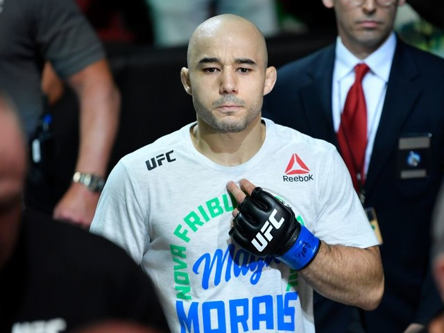 Moraes wants to welcome Jose Aldo to bantamweight