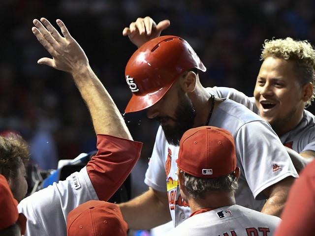 Carpenter homers vs Kimbrel, Cardinals bump Cubs from wild-card spot