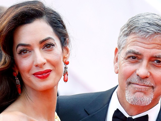 The Way Amal Clooney's Father-In-Law Talks About Her Is #Goals