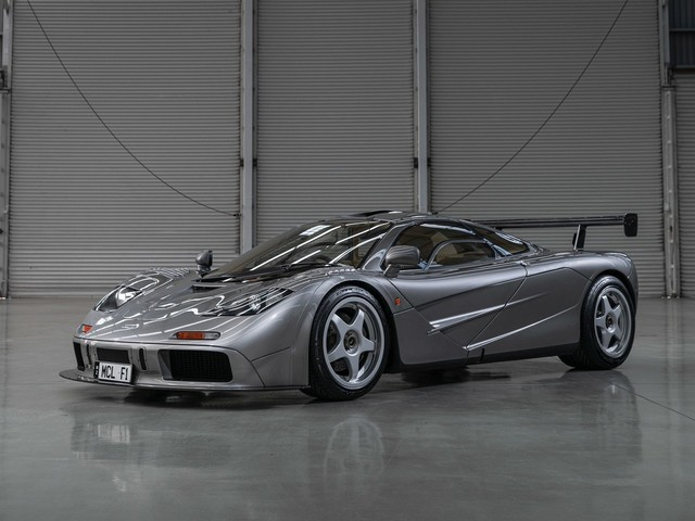 Someone Paid Enough for This Ultra-Rare McLaren F1 LM-Spec to Buy 87 Average Houses in the United States