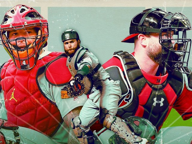 We're Watching Three Hall of Fame Catchers in the NLDS—by at Least One Metric