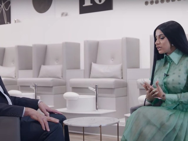 This Video Of Cardi B's Interview With Bernie Sanders Is So Educational