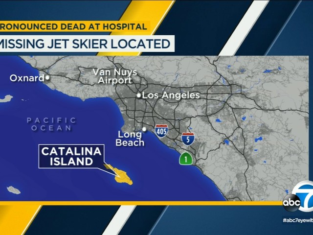 20-year-old jet skier dies after going missing for hours off coast of Long Beach