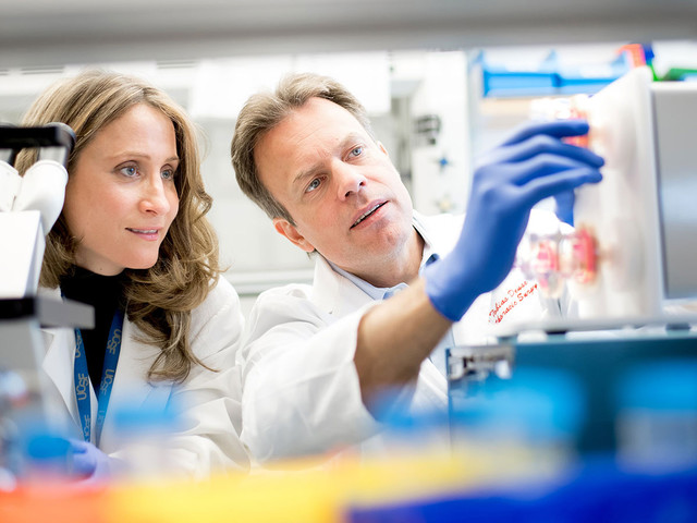 Sonja Schrepfer, MD, PhD and Tobias Deuse, MD Awarded4-Year $3M NIH R01 Grant to Study Role of Cardiomyocytes in Heart Repair