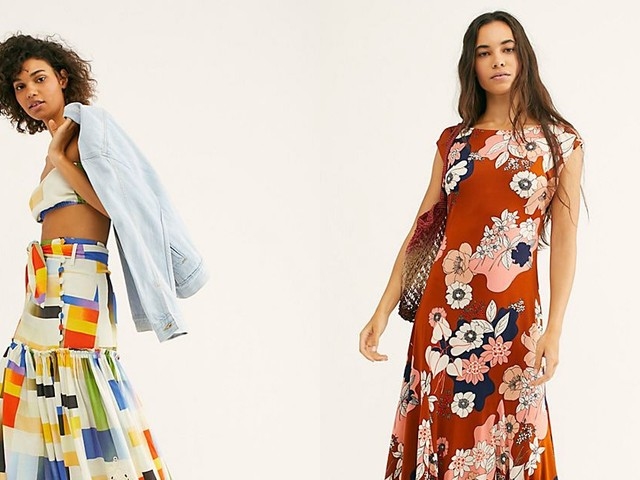 Free People's Memorial Day Sale Means You Can Score Boho Cool For Cheap