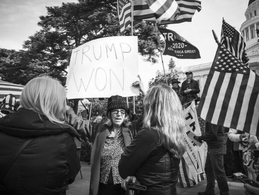 The Sadness of Sharing a Country With Trump Supporters