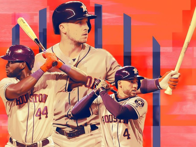 The Astros Have Brought the Murderers' Row Lineup Back to Baseball