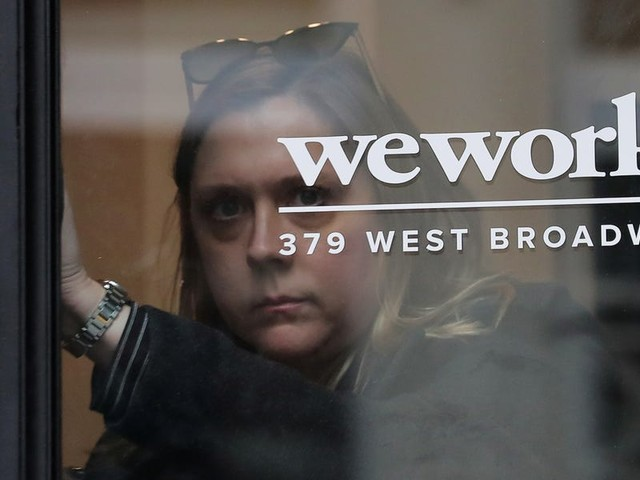 WeWork has been sending alarming non-compete letters to workers it laid off earlier this year