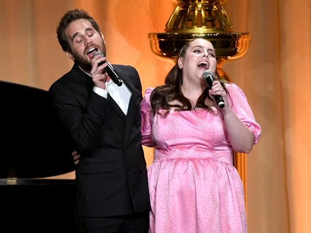 BFFs Beanie Feldstein and Ben Platt Have Gone From Childhood to Broadway to Hollywood
