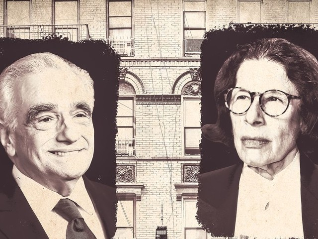 Pretend You're in New York City With Martin Scorsese and Fran Lebowitz