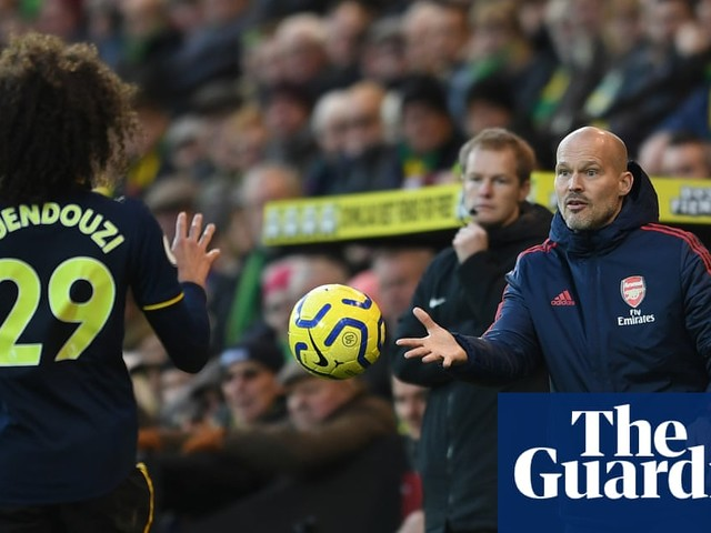 Freddie Ljungberg must change lack of commitment in Arsenal's DNA | Jonathan Liew
