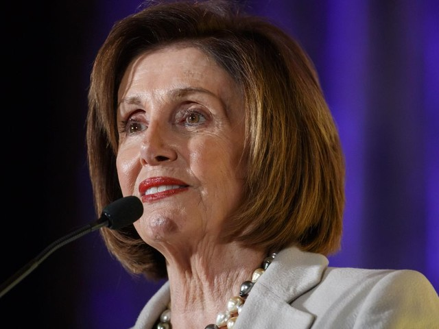 Nancy Pelosi leads unannounced Afghanistan trip
