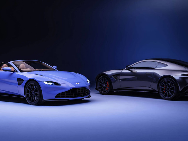 Aston Martin Cuts Prices On 2021 DBX And Vantage In The U.S.A.