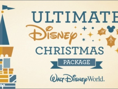 "Walt Disney World Announces New ""Ultimate Disney Christmas Package"""