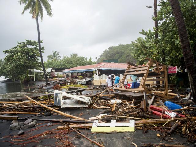 Hurricane Maria makes landfall in Puerto Rico: NHC