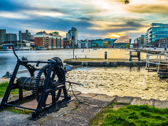 United – $650: Seattle – Dublin, Ireland. Roundtrip, including all Taxes