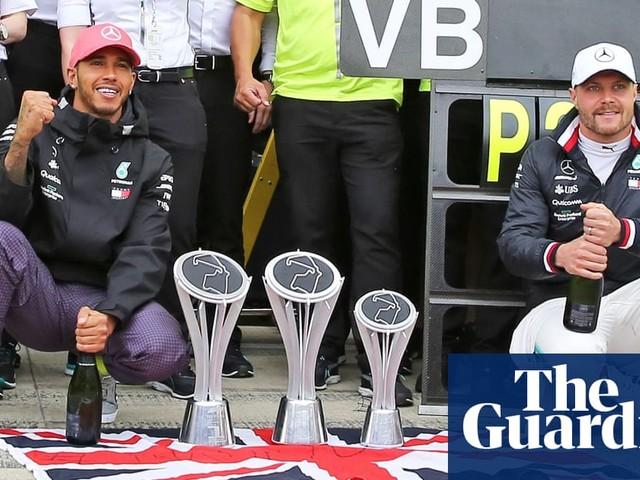 F1 championship leader Lewis Hamilton hails his best season in 12 years