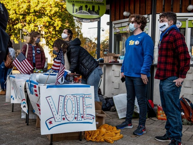 Civic groups seek to carry youth voting momentum into 2021