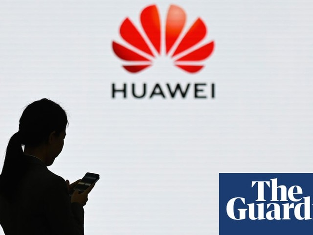 Using Huawei in UK 5G networks would be 'madness', US says