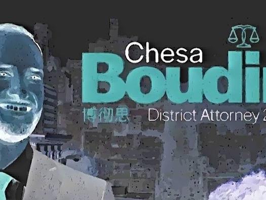 San Fran DA Chesa Boudin Stands Up For Shoplifters And Drug Dealers