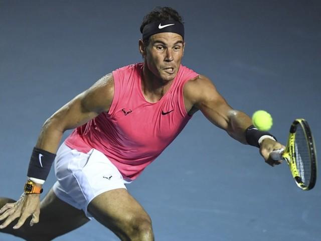 Rafael Nadal Breezes Into Mexico Open Semi-Finals