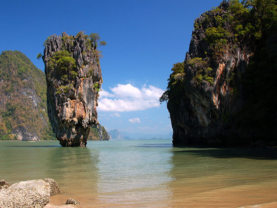 Asiana – $662: Chicago – Phuket, Thailand. Roundtrip, including all Taxes