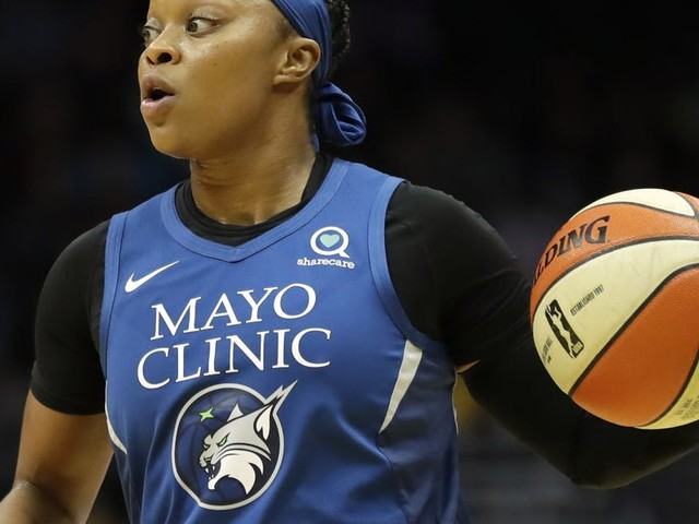 Odyssey Sims, Minnesota Lynx leading scorer, pleads guilty to DWI