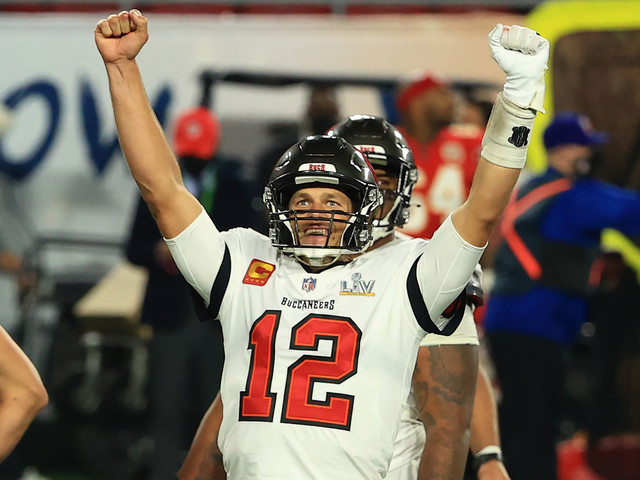 Tom Brady, Buccaneers have 'good momentum' on contract extension