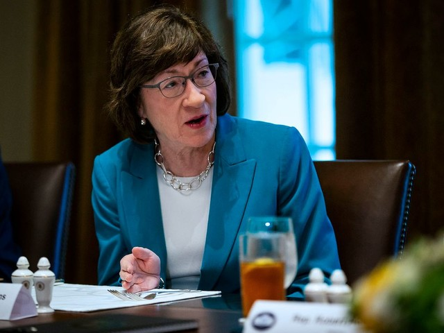 Planned Parenthood targets Susan Collins for 2020 defeat, citing Kavanaugh vote