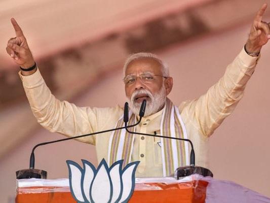 Opinion: In Modi Magic, The Man Himself, Media And The BJP Machine
