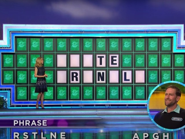 Pat Sajak Suffers Embarrassing Gaffe On 'Wheel Of Fortune'
