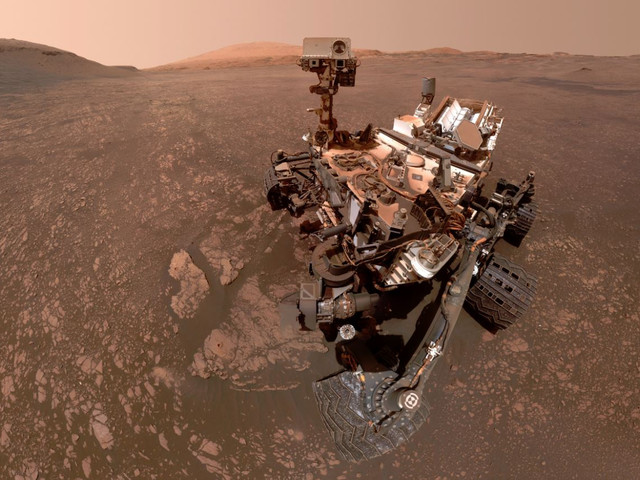 Uh oh: NASA's Curiosity rover just suffered a puzzling glitch on Mars