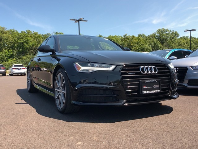 2016 Audi A6 3.0T Prestige