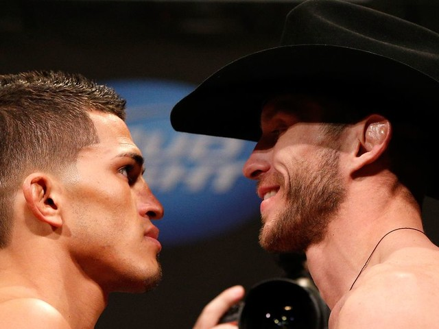 Coach Roufus says Pettis and Cerrone have verbally agreed to rematch